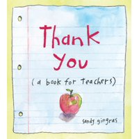 Thank You : (a book for teachers)