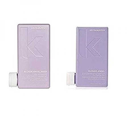 Kevin Murphy Blonde Angel Wash And Rinse Duo 8.4oz