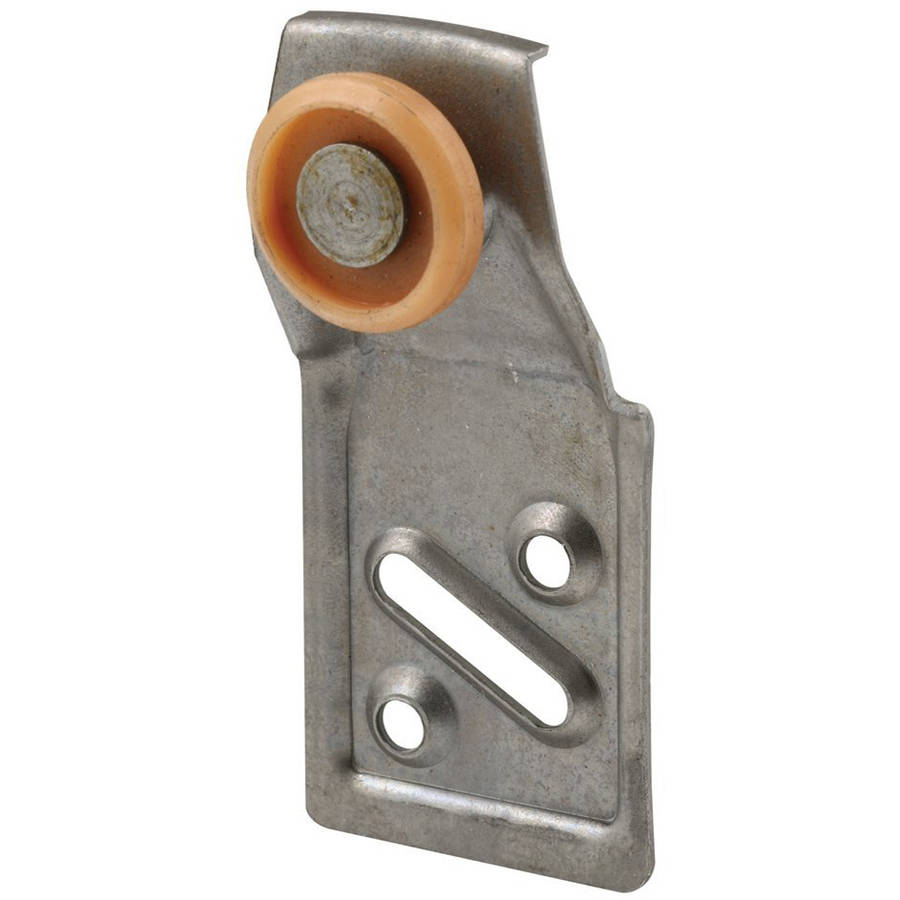 Prime-Line Products N 6720 Closet Door Roller with 7/16-Inch Offset and 15/16-Inch Nylon Wheel,(Pack of 2)