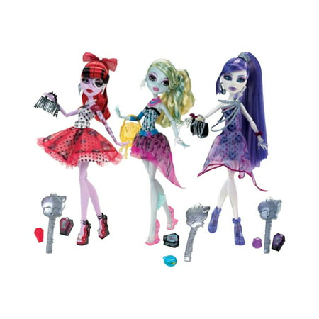 Party City Halloween Monster High (Monster High Dot-Dead Gorgeous Party Doll,)