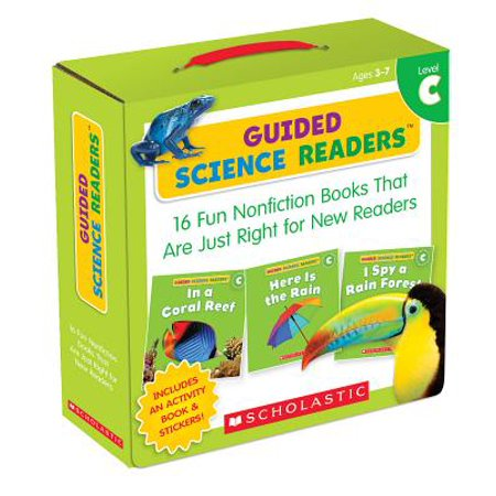 Guided Science Readers: Level C