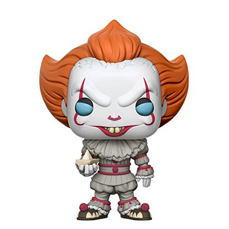 Funko Pop Movies It Pennywise With Boat Collectible