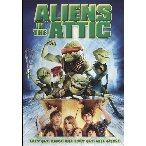 Aliens In The Attic (Widescreen)