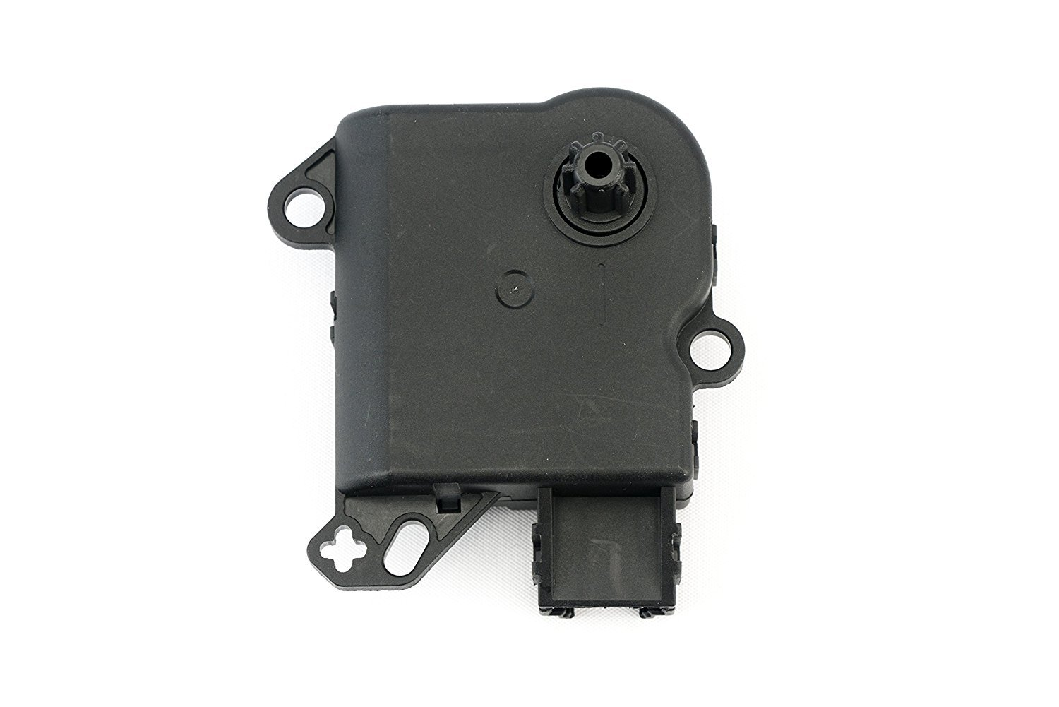Mercury Mountaineer Rear Auxiliary AC Actuator Lincoln Navigator Explorer Aviator gohantee 1L2Z19E616BA HVAC Blend Door Actuator Replaces 604-213 YH-1743 2L2H19E616AA Fit for Ford Expedition