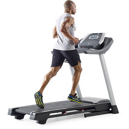 ProForm 505 CST Folding SpaceSaver Treadmill with Power Incline by Icon Health & Fitness