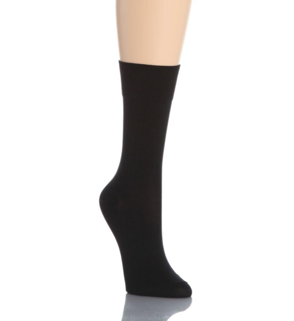 Falke Womens Leg Vitalizer 20 Transparent Compression Knee High 41742 M//L Cocoon