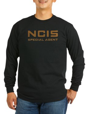 b41323c94c49 Product Image CafePress - NCIS SPECIAL AGENT Long Sleeve T-Shirt - Long  Sleeve Dark T-