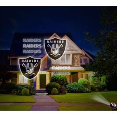 Fabrique Innovations 9395518 Oakland Raiders Pride Light - image 1 de 1