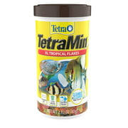Tetra TetraMin Tropical Fish Food Flakes, XL, 2.82 oz