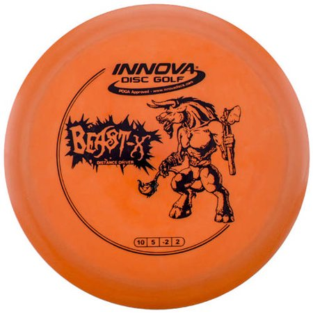 Innova Disc Golf DX Beast Distance Driver - Extra Long Disc Golf Driver