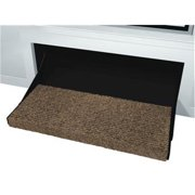 Presto Fit 20351 23 In. Outrigger Entry Step Rug - Brown
