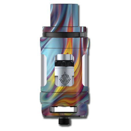 Kokomo Opalescent Glass - Skin Decal For Smok Tfv12 Cloud King Beast Tank Vape / Color Glass Opalescent Resin
