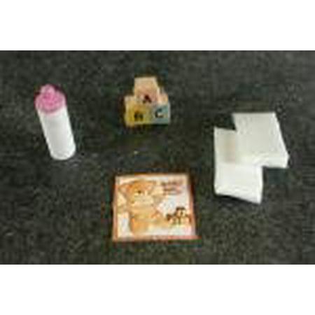 Dollhouse Miniature Baby Set - image 1 de 1