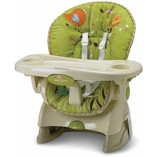 Fisher Price Space Saver High Chair & Walmart