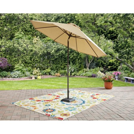 Mainstays Wesley Creek 9 Umbrella