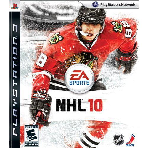 Refurbished NHL 10 For PlayStation 3 PS3 Hockey