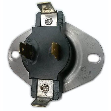 OEM FACTORY FSP ORIGINAL WHIRLPOOL KENMORE CLOTHES DRYER PART # 3387134 - Replaces Old Numbers: 306910, 3387135, (Whirlpool Part Number)