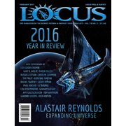 Locus Magazine, Issue #673, February 2017 - eBook