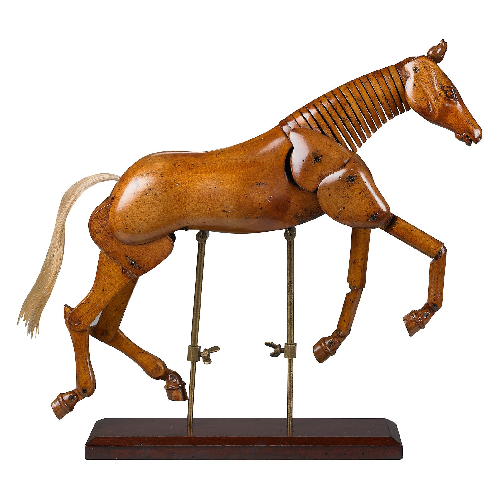 Authentic Models 13.5H in. Large Artist Horse Statue