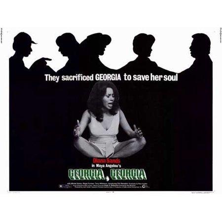 Georgia Georgia Poster Movie Mini Promo