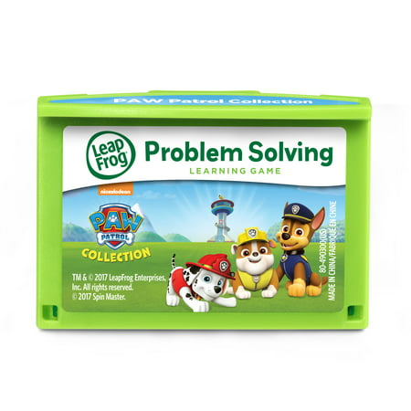 LeapFrog LeapPad Ultimate PAW Patrol Collection Learning Game