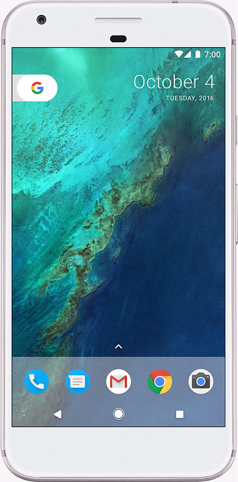 Google Pixel XL 128GB Unlocked GSM Phone w/ 12.3MP Camera - Very...