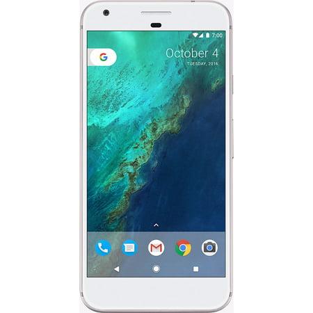 Google Pixel XL 32GB Unlocked GSM Phone w/ 12.3MP Camera - Very Silver