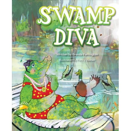 Swampy Alligator (Swamp Diva)