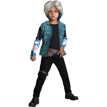 Ready Player One Parzival Boys Costume Kit - Football Player Costume Diy