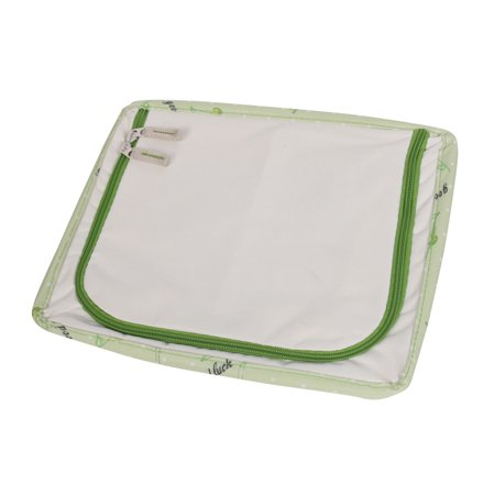 Home Fruit Print Foldable Clothes Cosmetics Storage Box Green 30cm x 23cm x 16cm - image 3 of 7