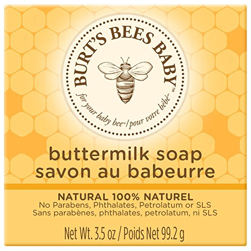 Burt's Bees Buttermilk Soap (Pack of 3)