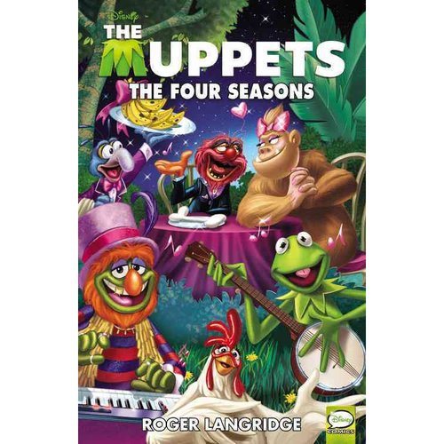 The Muppets: The Four Seasons
