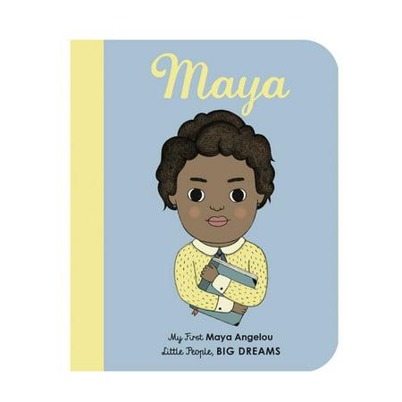Maya My First Maya Angelou (Board Book)