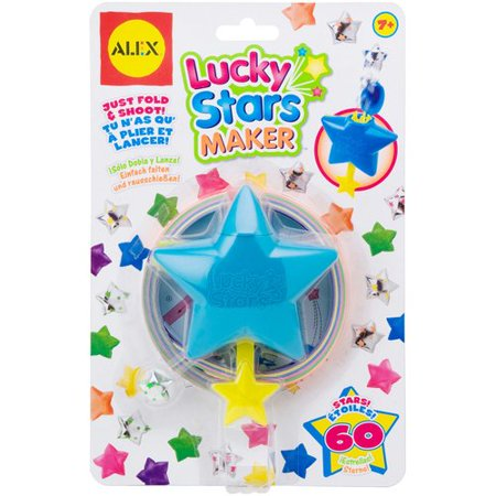 ALEX Toys Craft Origami Lucky Stars Maker](Arts And Crafts Toys)