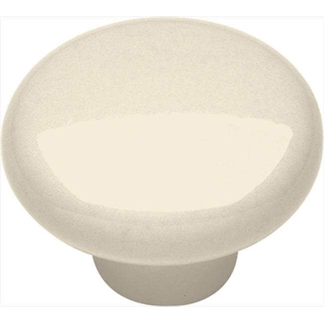 1.25 In. Tranquility Light Almond Cabinet Knob - image 1 of 1