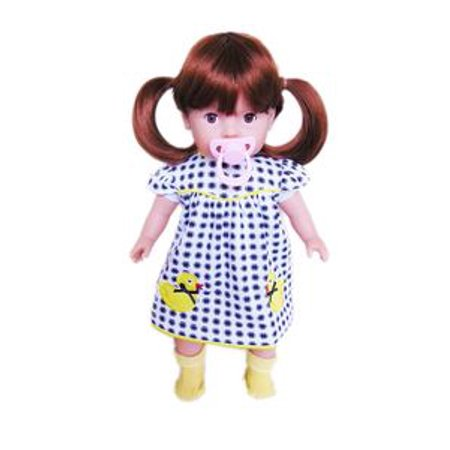 - My Brittany's Tiny Tots 17 Inch Baby Girl Dolls- Baby Doll- Doll