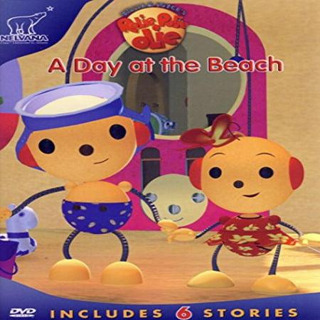 Rolie Polie Olie: A Day at the Beach - Rolie Polie Olie Halloween