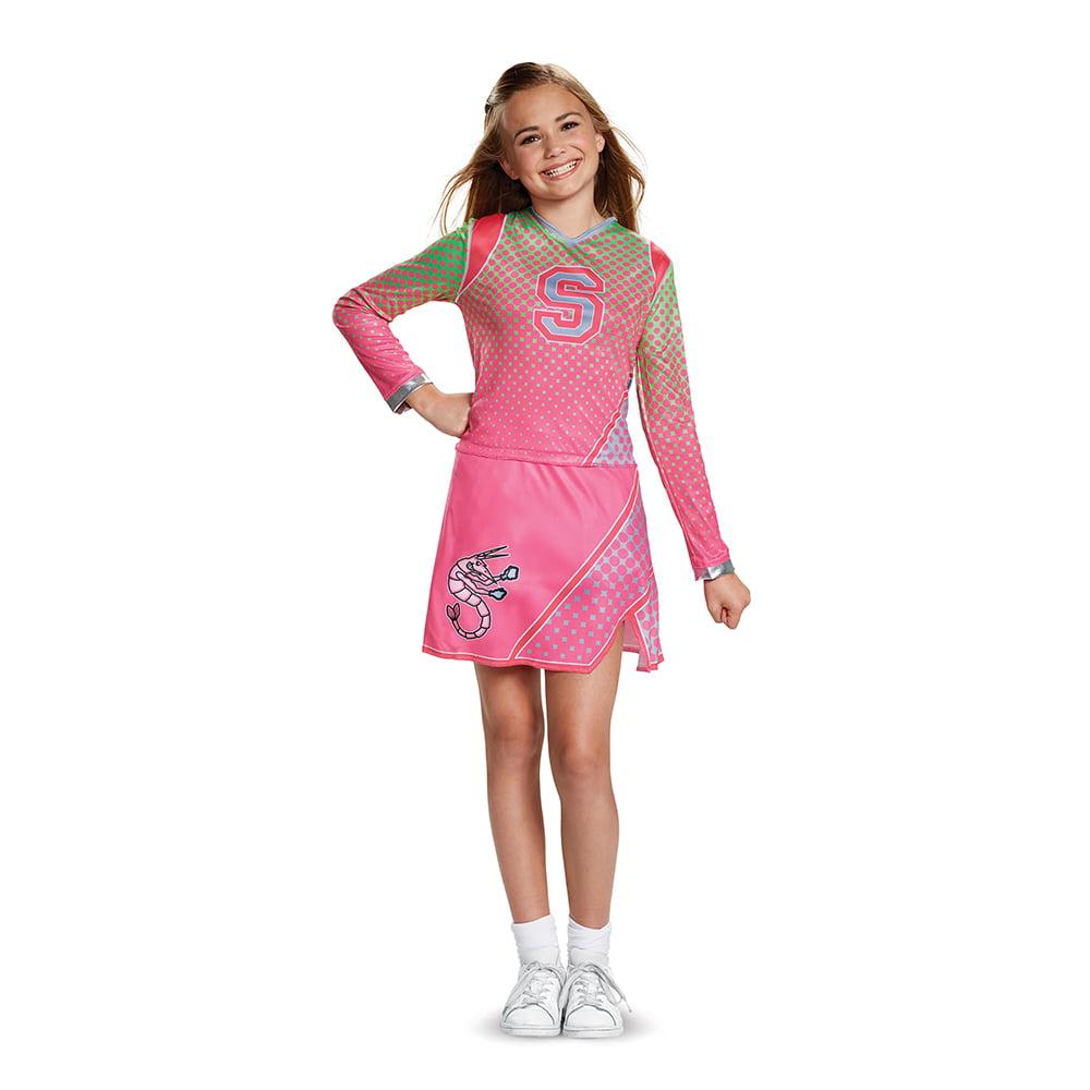 Child Costume Disney/'s Zombies Addison Cheerleader