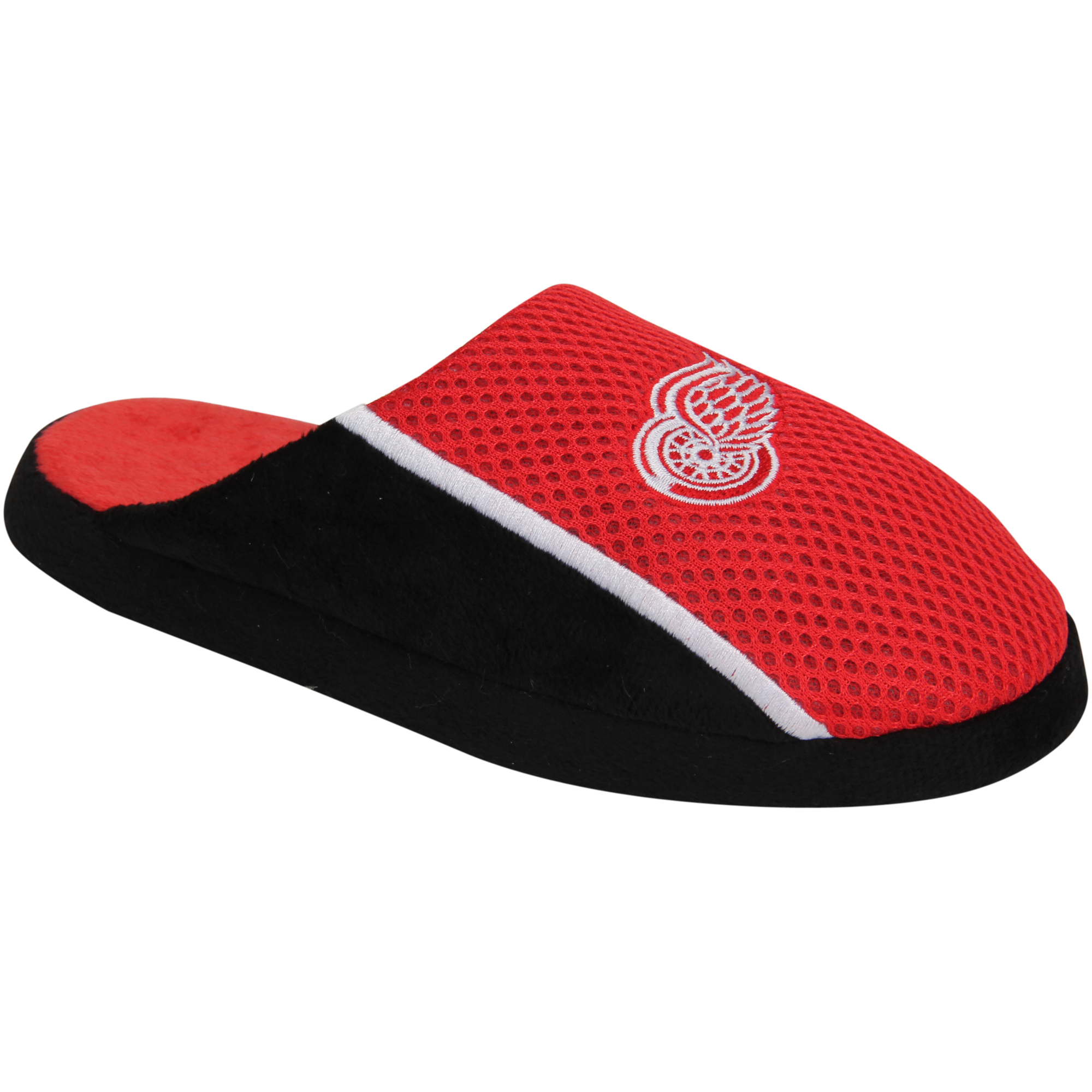 Detroit Red Wings Youth Jersey Slippers