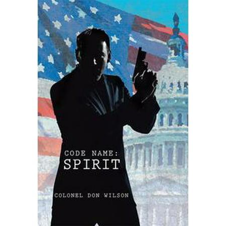 Code Name: Spirit - eBook