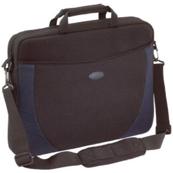 Targus 17 Laptop Computer Slip Case Black Blue