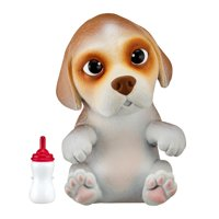 OMG Pets Soft Squishy Puppy That Comes to Life - Interactive Soft Puppy - Beega
