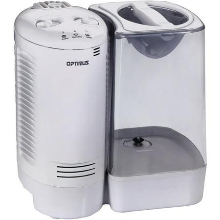 Quiet Humidifier, 1.7-gal Mist Vaporizer Room Air Humidifier