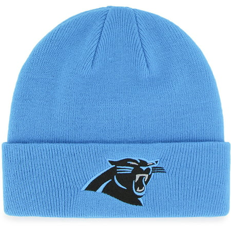 Carolina Panthers Gifts (NFL Carolina Panthers Mass Cuff Knit Cap - Fan)