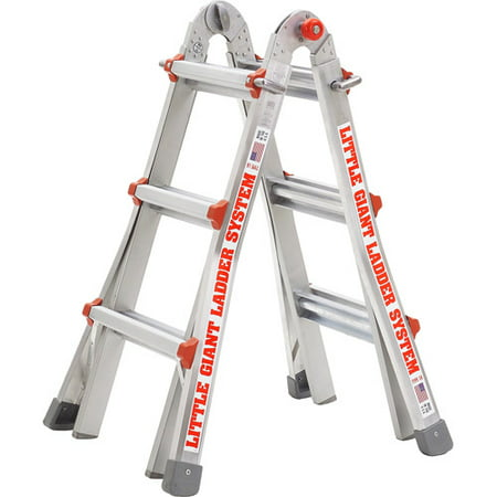Little Giant Classic Type 1A Model 13' Ladder - High Classic Ladder