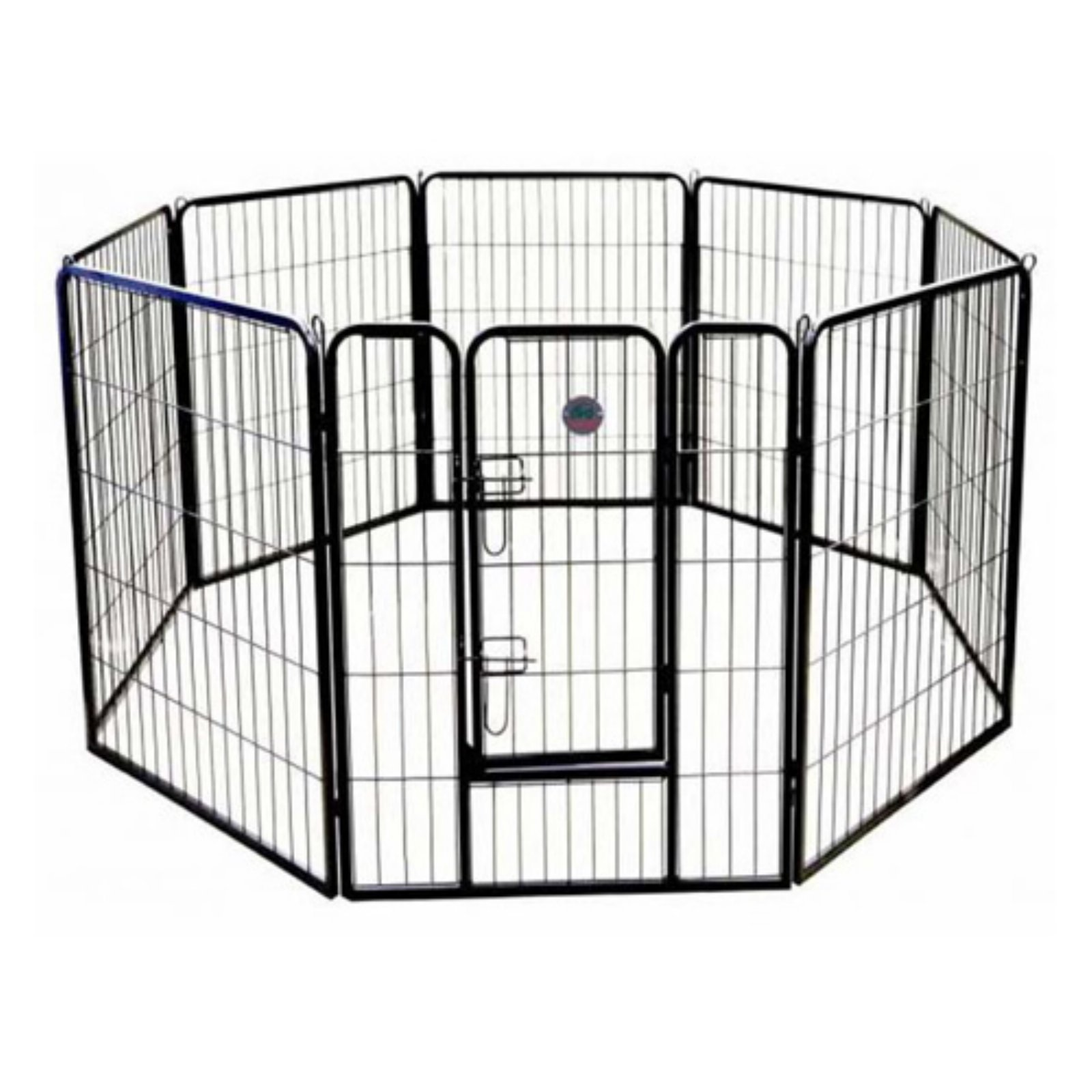 Go Pet Club GH Heavy Duty Pet Play and Exercise Pen with 8 Panels