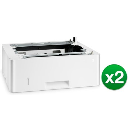 Hp Media Tray   Feeder  550 Sheets D9p29a  2 Pack  Large Format Printer Accessory