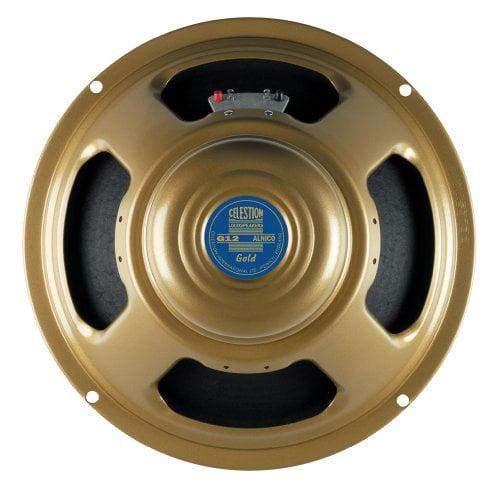 Celestion Alnico Speaker - 50 W Rms - 75 Hz To 5 Khz - 8 Ohm - 100 Db Sensitivity - Guitar (t5471)