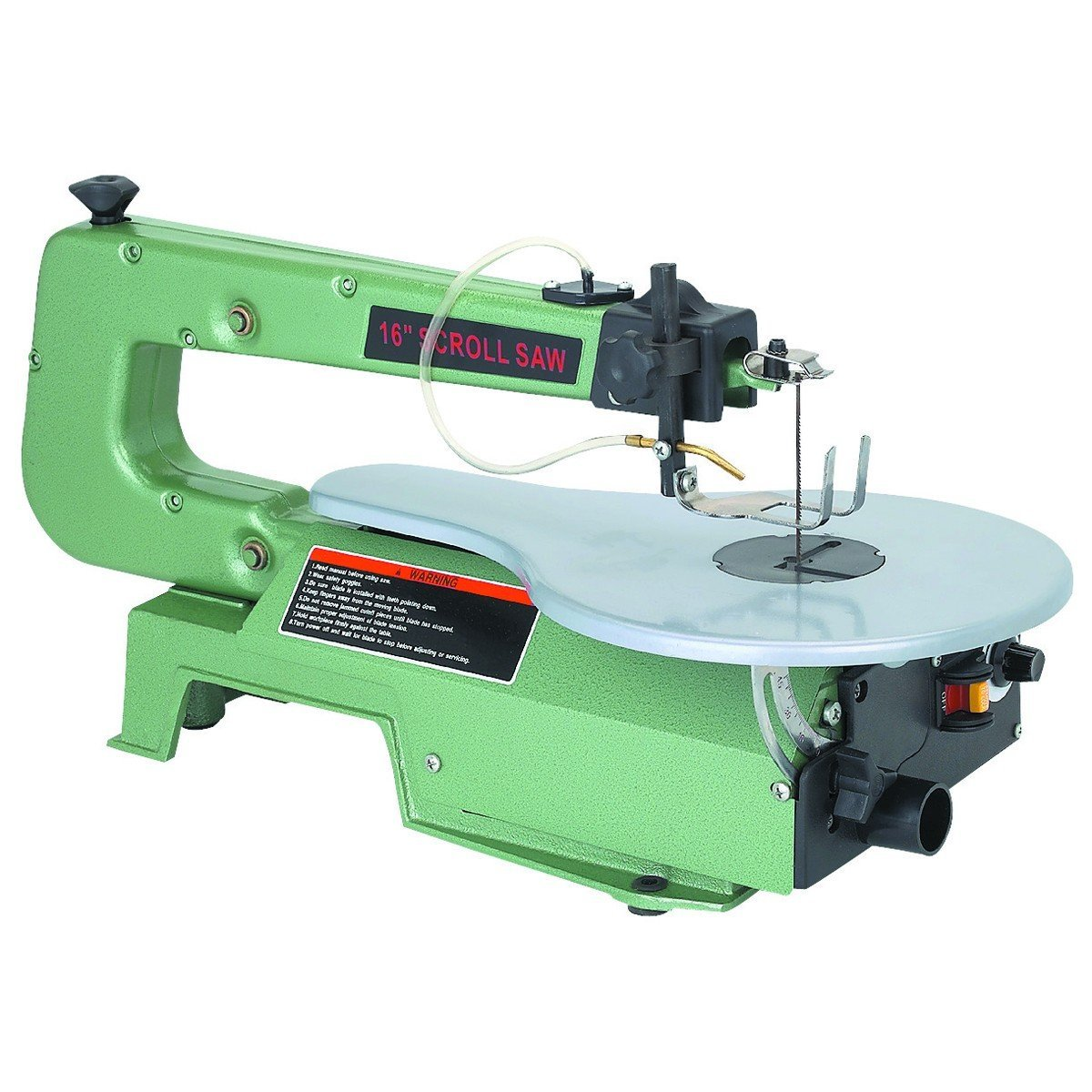 16in Variable Speed Scroll Saw by HF tools by