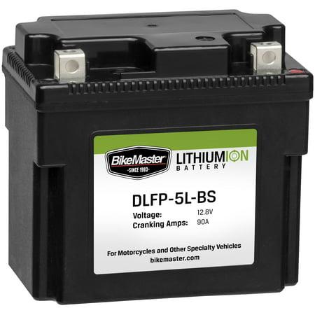 - BikeMaster DLFP14-A Lithium Ion Battery